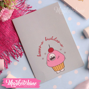 Gift Card Envelope-Happy Birth Day