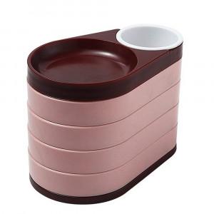 Necklace Sunflower-Risen-Heart