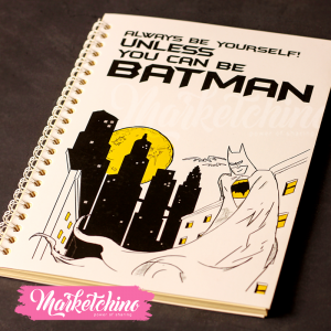 Notebook-Batman