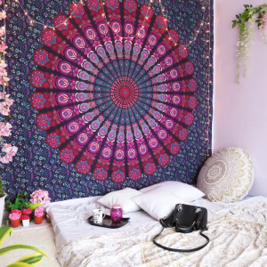 wall hanging-Flower
