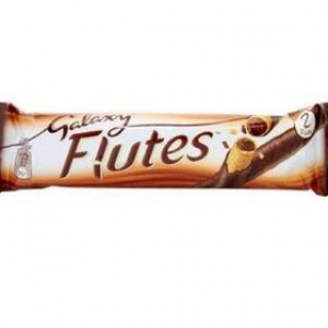 flutes chocolate