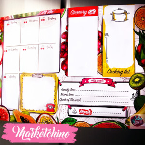Fridge Planner-Fruits