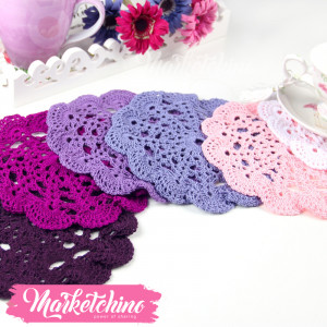 Table Mat-Purple(6)