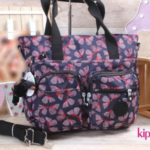 Hand Bag-kipling-Butterfly