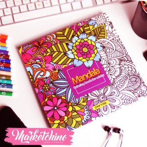 Coloring Book-Mandala