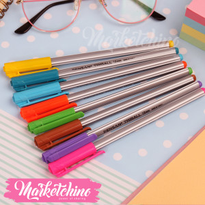 Pensan Set Of 8 Pens Ball Point