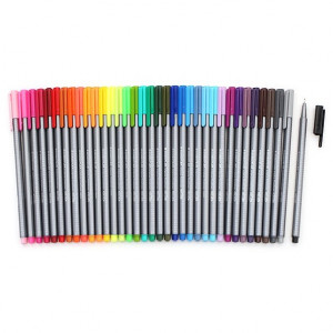 Staedtler Coloring Fineliner Set Of 60