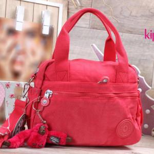 Cross Bag-kipling-Pink( medium)