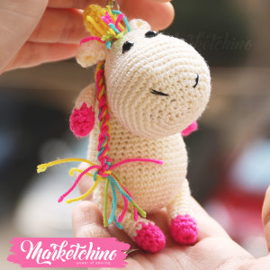 Keychain-Unicorn-Crochet