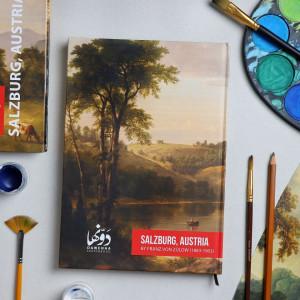 Sketchbook-Salzburg, Austria