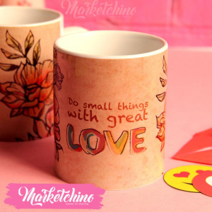 Printed Mug-Great Love