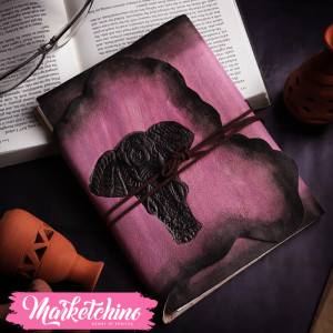 Leather Notebook-621