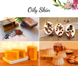 Hand Made Soap-Oily skin package