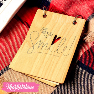 "Sketch Book ""Smile"""