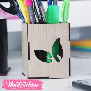 Pencil Case-Leave
