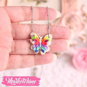 Necklace-Butterfly