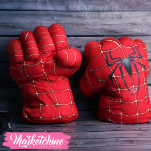 Two Gloves-Spider Man's Hands