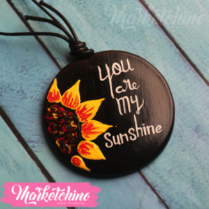 Car Charm-You're My Sunshine