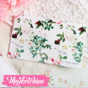 Gift Card Envelope-Colorful Flower