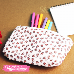 Pencil Case-Nutella