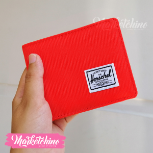 Wallet-Herschel-Orange