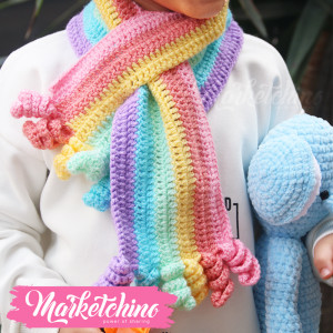 Scarf-Rainbow-Kids