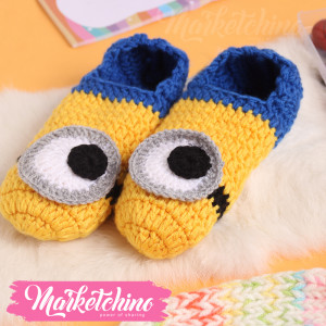 Foot Wear-Kids-Minion