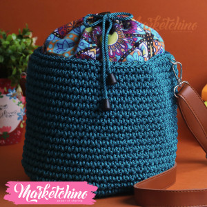 Cross Bag Crochet-TrKwaz