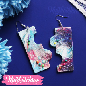 Earring-Galaxy  Puzzle