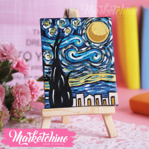 Mini Tableau-Starry Night