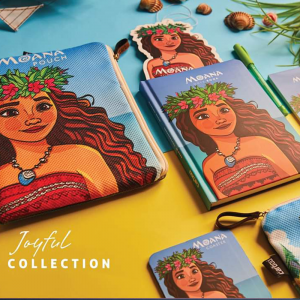 Notebook With Cover Moana
