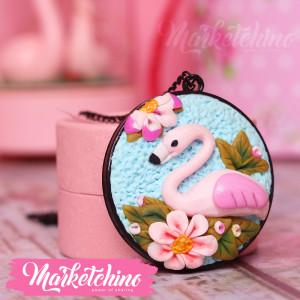 Necklace-Flamingo