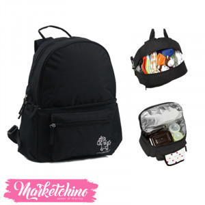 ColorLand-Backpack Baby-Black