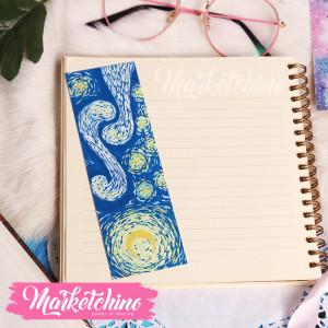 Bookmark-Starry Night