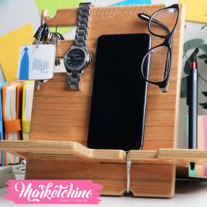 Mobile Stand-Beige