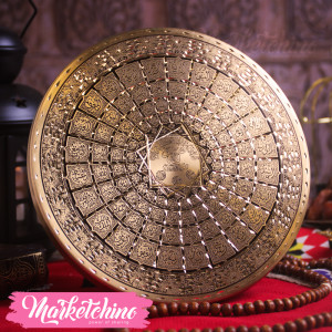 Tableau-Gold-اسماء  الله  الحسني
