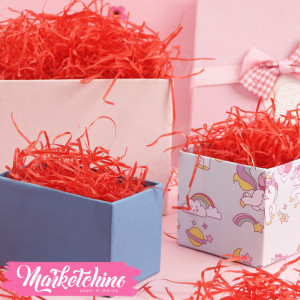 Gift Box-Decoration-Red