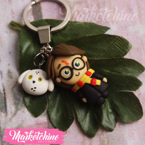 Keychain-Harry potter