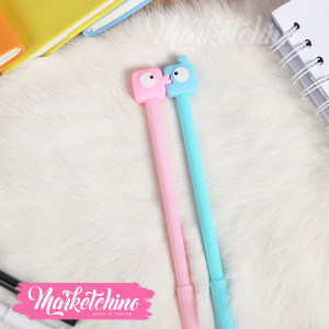 Pen-Couple-Blue&Pink
