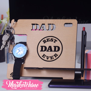 Mobile Stand-Best Dad Ever