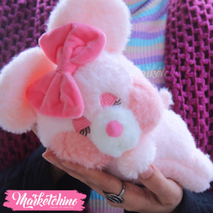 Toy Bear-Pink