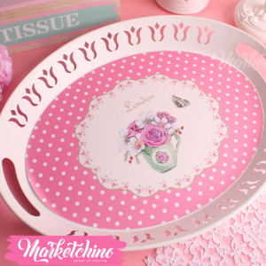 Tray-Flowers-Pink