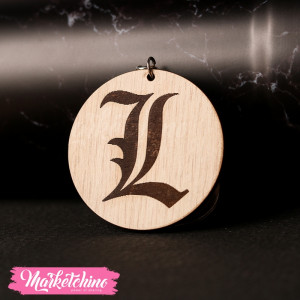 Keychain-Death Note