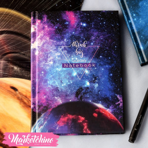 Notebook-Galaxy-Think Big