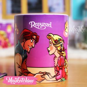 Printed Mug-RAPUNZEL