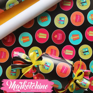 Paper Gift wrapping-Boxes