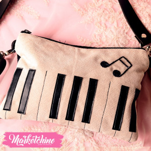 Cross Bag-Piano