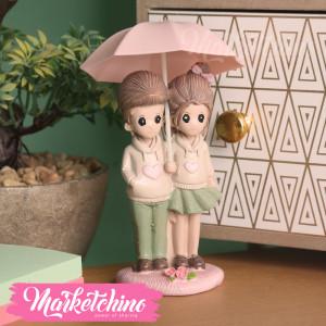 Decor-Couple&Umbrella 2