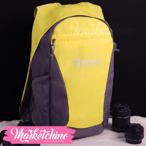 Backpack-For Camera-Yellow