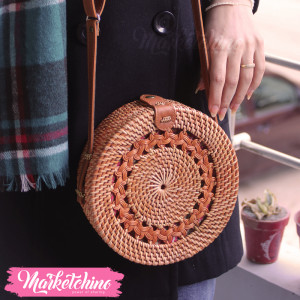 Cross Bag-Bamboo 1